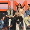 Katrina addresses the Dhoom 3 Press Conference
