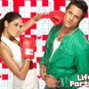 Wallpaper of Life Partner movie with Fardeen and Genelia