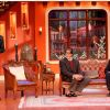 Big B interacts with the audiences on Comedy Nights With Kapil