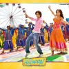 Dil Bole Hadippa movie wallpaper starring Shahid and Rani