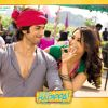 Rani Mukerji : Dil Bole Hadippa movie wallpaper with Shahid and Rani