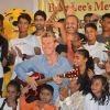 Brett Lee's Mewsic India Foundation completes 3 years of glory
