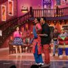 Akshay Kumar was seen dancing with Gutthi on Comedy Nights with Kapil