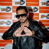 Honey Singh poses for the media at the Launch of World kabaddi League in London