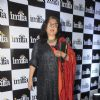 Reema Lagoo poses for the media  at IMFAA