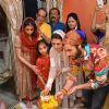 Divyanka Tripathi performs an Aarti with Sharad Malhotra to Lord Ganesha