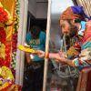 Sharad Malhotra performs an Aarti to Lord Ganesha