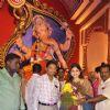 Shamita Shetty Visits Chinchpokli ka Raja