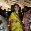 Rani Mukherjee poses for the media at Make way for Ambulance Event