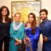 Rani Mukherji Divulges Golden Art by Renowned Artist Suvigya Sharma