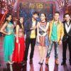 Shahid and Shraddha promote Haider at the Grand Finale of India's Best Cine Stars Ki Khoj