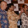 Piyush Mishra addresses the media at the Trailer Launch of The Shaukeens