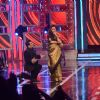 Rekha : Salman Khan and Rekha perform an act on Bigg Boss 8