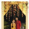 Dia Mirza : Dia Mirza and Sahil Sangha's Mehendi Ceremony held in Delhi on 16th October, 2014