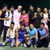 Celebs snapped practicing for Box Cricket League