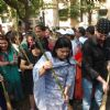 Aditya Pancholi snapped at Cleanliness Drive by Nahar Group