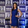 Kriti Sanon poses for the media at a Promotional Event of Gillette