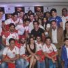 Jersey Launch of BCL Team Jaipur Raj Joshiley