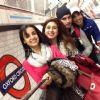 Sanaya Irani : Sanaya Irani, Vahbiz Dorabjee, Vivian Dsena and Mohit Sehgal