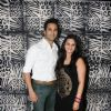 Pulkit Samrat poses with wife Shweta at Divya Khosla's Birthday Bash