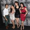 Divya Khosla poses with friends at her Birthday Bash