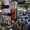 Murali Deora's Funeral