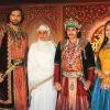 Ashwini Kalsekar : Rajat tokas, Paridhi sharma, Ashwini Kalsekar and Chetan Hansraj in Jodha akbar
