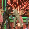 Salman Khan and Arbaaz Khan shake a leg in Bigg Boss 8