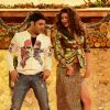 Kapil Sharma shakes a leg with Karishma Tanna in Bigg Boss 8