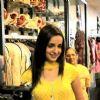 Sanaya Irani : Sanaya Irani at Star Plus shopping event