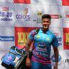 Rajneesh Duggal at the CCL Match Between Mumbai Heroes and Veer Maratha