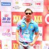 Sohail Khan was seen at the CCL Match Between Mumbai Heroes and Veer Maratha