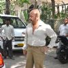 Rajesh Roshan was snapped at Hrithik Roshan's Birthday Celebration