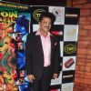 Udit Narayan poses for the media at Sonu Nigam and Bickram Ghosh's Album Launch