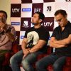 Rajkumar Hirani interacts with the audience at the DVD Launch of P.K.