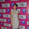 Sapna Pabbi was seen at the Lakme Fashion Week 2015 Day 1
