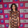 Amrita Puri poses for the media at Lakme Fashion Week 2015 Day 3