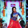 Chitrangda Singh walks for Tarun Tahiliani at the Grand Finale of Lakme Fashion Week 2015
