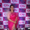 Supriya Pilgaonkar poses for the media at the Launch of Dilli Wali Thakur Gurls