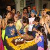 Rohan Mehra cuts his Birthday Cake