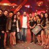 Participants at Grand Finale of Khatron Ke Khiladi : Darr Ka Blockbuster Returns
