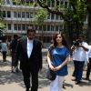 Alvira Khan Attends Salman Khan Hit & Run Hearing