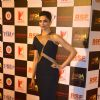 Deepika Padukone poses for the media at the Success Bash of Piku