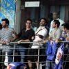 Dil Dhadakne Do Team at IPL Match