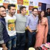 Hamari Adhuri Kahani Team for Promotions!