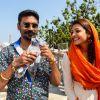 Kajal Aggarwal : Dhanush and Kajal Aggarwal