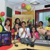 Indian Idol Junior Contestants at Radio Mirchi
