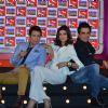 Sushmita Sen, Shekhar Suman and Sonu Sood at Launch of SAB TV's New Show Comedy Superstars