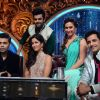 Celebs pose for the media at the Promotions of Phantom on Jhalak Dikhla Jaa 8