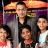 Darsheel Safary : Salman Khan with little kids